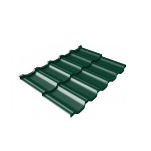 квинта Uno 0,5 Satin RAL 6005 зеленый мох