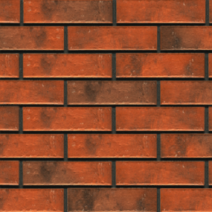 Термопанели фасадные Аляска Retro brick chili