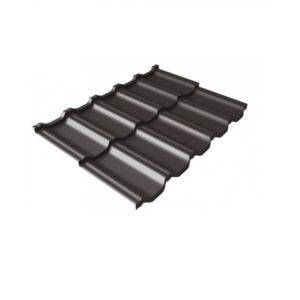 квинта Uno 0,45 Drap RR 32 темно-коричневый