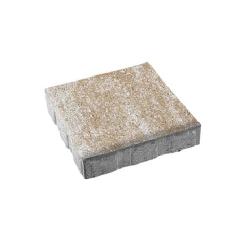 Тротуарная плитка ВЫБОР Искусственный камень КВАДРУМ Б.7.К.8 Степняк