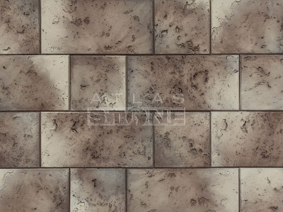 Искусственный камень Атлас Стоун Травертин 20 170