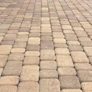 Тротуарная плитка Ландшафт Старый город