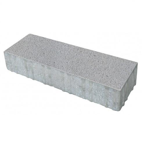 Тротуарная плитка ОНИКС Легион гладкая Белая