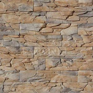 Искусственный камень Атлас Стоун Угольный пласт 025