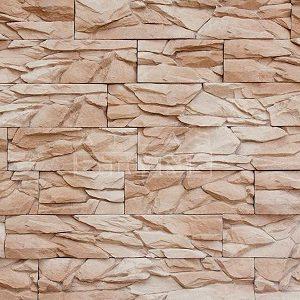 Искусственный камень Атлас Стоун Угольный пласт 134
