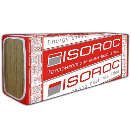 Утеплитель Isoroc Изолайт 1200х600х100 мм