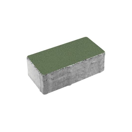 Тротуарные плиты ВЫБОР Стандарт ЛА-ЛИНИЯ В.2.П.10 Зеленый