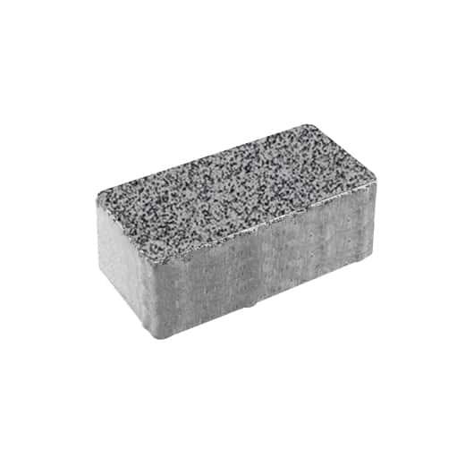 Тротуарные плиты ВЫБОР Стоунмикс ЛА-ЛИНИЯ В.2.П.10 Серый с черным