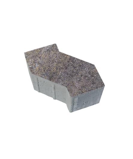 Тротуарные плиты ВЫБОР Искусственный камень S-ФОРМА В.3.Ф.10 Доломит