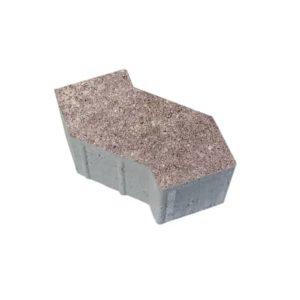 Тротуарные плиты ВЫБОР Искусственный камень S-ФОРМА В.3.Ф.10 Плитняк