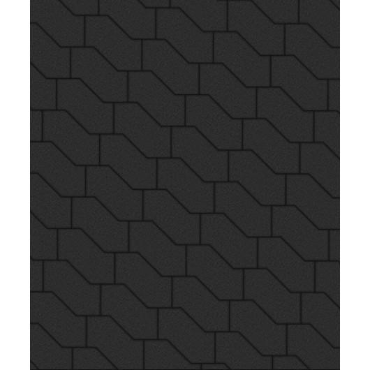 Тротуарные плиты ВЫБОР Стандарт S-ФОРМА В.3.Ф.10 Черный