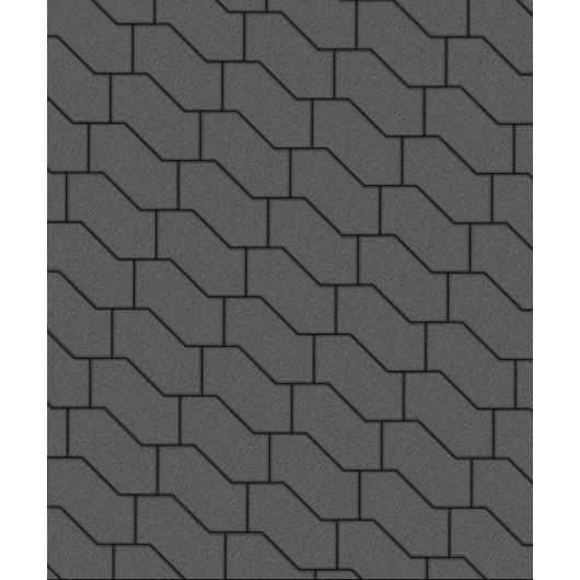 Тротуарные плиты ВЫБОР Стандарт S-ФОРМА В.3.Ф.10 Серый