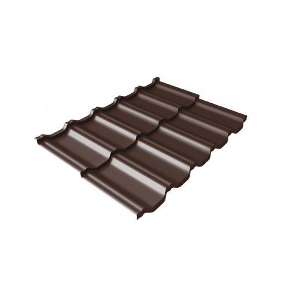 квинта Uno 0,5 Velur20 RAL 8017 шоколад