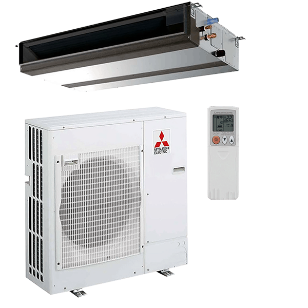 Кондиционер-Mitsubishi Electric PEAD-RP100JAQ/PUHZ-P100VHA
