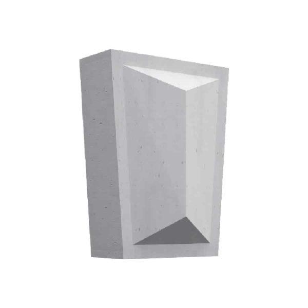 Замковый камень ARCH-STONE АС ЗК 47-1