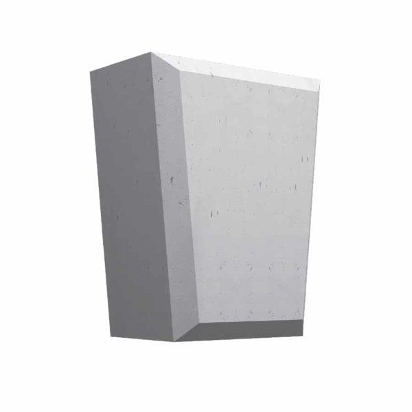 Замковый камень ARCH-STONE АС ЗК 30-2