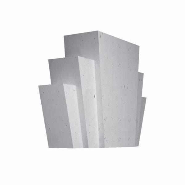 Замковый камень ARCH-STONE АС ЗК 30-3