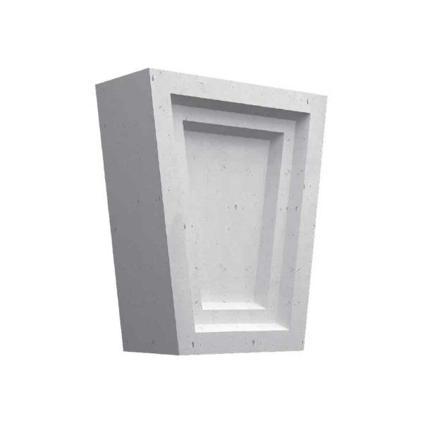 Замковый камень ARCH-STONE АС ЗК 30-4